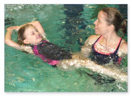 Personal Kinderschwimmtraining