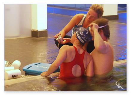 Personal Schwimmtrainer