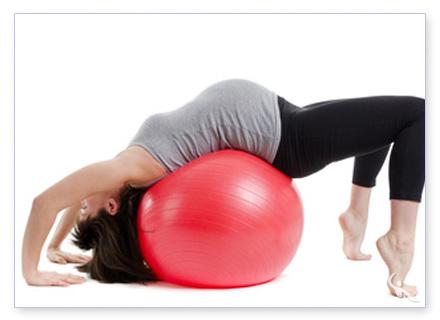 Pezziball Training in der Schwangerschaft