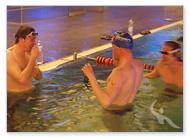 Schwimmtraining strärkt