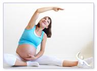 Sporttraining während der Schwangerschaft