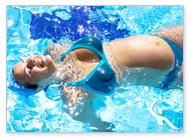 Schwimmtraining während der Schwangerschaft