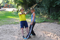 TRX Training outdoor