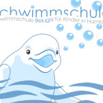 Schwimmschule Beluga - Logo Bild